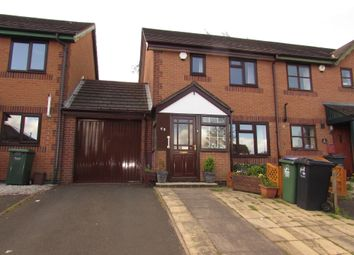 Thumbnail 3 bed semi-detached house for sale in Monins Avenue, Tipton