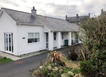 Thumbnail 3 bed bungalow to rent in St. Tudwals Estate, Mynytho, Pwllheli
