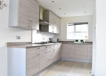 Thumbnail 4 bedroom detached house to rent in Delaney Way, Salford, Lancashire