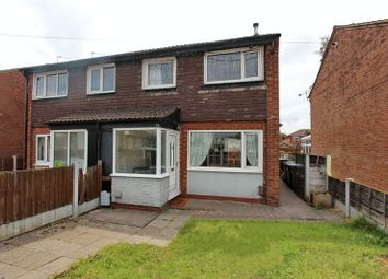 3 bed semi-detached house for sale in Marston Close, Whitefield, Manchester M45
