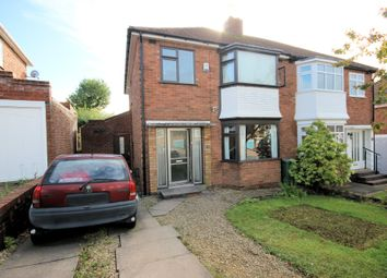 Thumbnail 3 bed semi-detached house for sale in Roundhills Road, Hurst Green, Halesowen