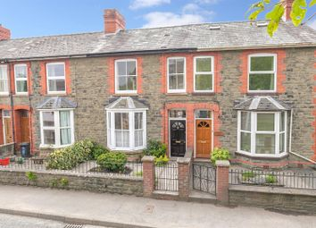Thumbnail 3 bed terraced house for sale in Park Road, Builth Wells