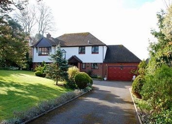 Thumbnail 4 bedroom detached house for sale in Redwood Road, Sidmouth