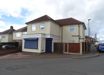 Thumbnail Retail premises for sale in 139 Chaddesden Park Road, Chaddesden Derby, Derby