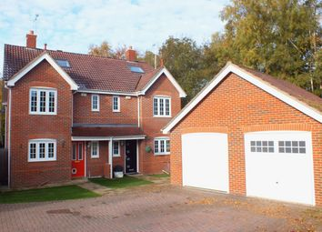 Thumbnail 4 bed semi-detached house to rent in Kingsley Square, Fleet