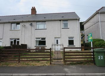 Thumbnail 2 bed semi-detached house for sale in Pen Y Cwarel Road, Wyllie, Blackwood