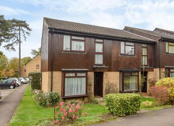Thumbnail 3 bedroom end terrace house for sale in St Johns, Woking