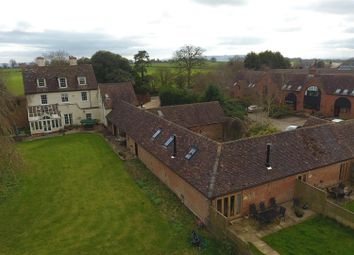 Thumbnail 9 bed link-detached house for sale in Sheriffs Lench, Evesham, Worcestershire