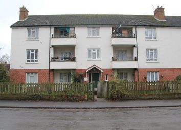 Thumbnail 3 bed flat for sale in Wilford Road, Langley, Slough