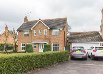 Thumbnail 3 bed detached house for sale in Chatteris Way, Lower Earley, Reading
