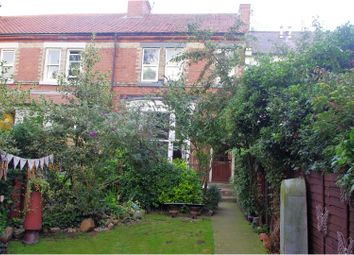 Thumbnail 4 bed terraced house for sale in Langthorpe, York