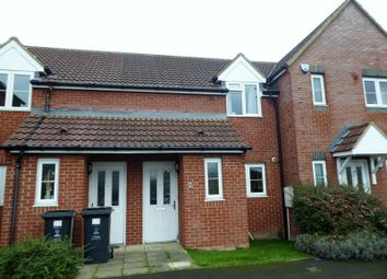 Thumbnail 2 bedroom terraced house for sale in Longcot Close, Stratton, Swindon