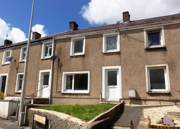 Thumbnail 3 bed terraced house for sale in Richmond Terrace, Carmarthen, Carmarthenshire.