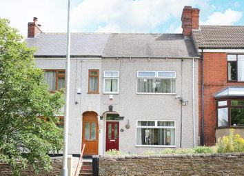 Thumbnail 2 bed terraced house for sale in Hasland Road, Hasland, Chesterfield, Derbyshire