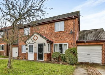 Thumbnail 2 bed semi-detached house for sale in Beaumont Close, Framwellgate Moor, Durham, County Durham