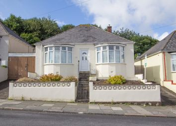 Thumbnail 2 bedroom detached bungalow for sale in Poole Park Road, St Budeaux, Plymouth