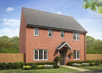 "Thumbnail 3 bed detached house for sale in ""The Clayton"" at Southminster Road, Burnham-On-Crouch"