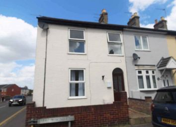 Thumbnail 3 bed terraced house for sale in Trafalgar Road East, Gorleston, Great Yarmouth