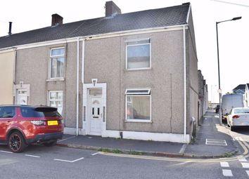 Thumbnail 2 bed end terrace house for sale in Fleet Street, Swansea