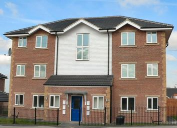 Thumbnail 2 bed flat to rent in Stuart Street, Thurnscoe, Rotherham
