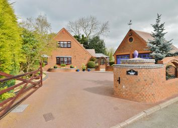 Thumbnail 4 bed detached house for sale in Hawthorn Way, Stafford