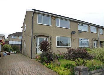 Thumbnail 3 bedroom semi-detached house for sale in Intake, Golcar, Huddersfield