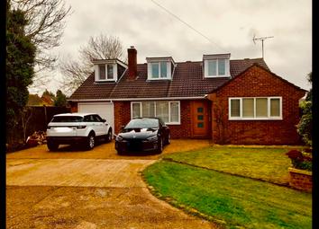 Thumbnail 5 bed detached bungalow to rent in Horseshoe Close, Cheddington, Leighton Buzzard