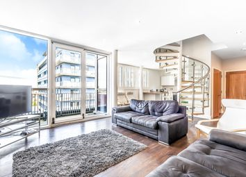 Thumbnail 1 bed duplex for sale in 13 Western Gateway, London