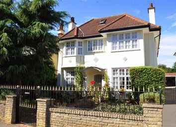 Thumbnail 5 bedroom detached house for sale in Crowstone Road, Westcliff-On-Sea, Essex