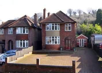 Thumbnail 4 bed detached house for sale in Desborough Avenue, High Wycombe