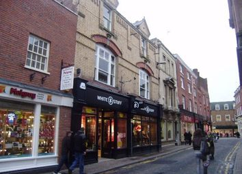 Thumbnail 2 bed flat to rent in Widemarsh Street, Hereford