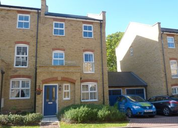 Thumbnail 4 bed end terrace house to rent in Underwood Rise, Tunbridge Wells