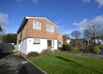 Thumbnail 4 bed detached house for sale in Manor Lea, Haslemere