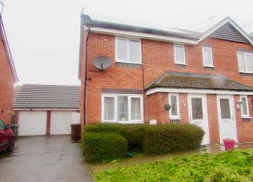 Thumbnail 3 bed semi-detached house to rent in Melford Close, Corby, Northamptonshire