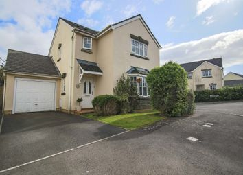 Thumbnail 3 bed detached house for sale in St Owains Crescent, Ystradowen, Cowbridge