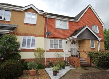 Thumbnail 2 bed terraced house for sale in Charta Road, Egham, Surrey