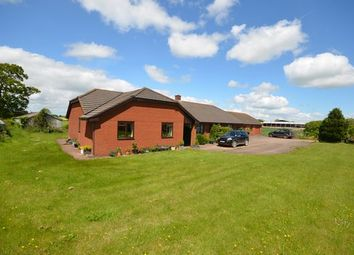 Thumbnail 3 bed detached bungalow for sale in Springhay Cottage, Pennymoor, Tiverton, Devon