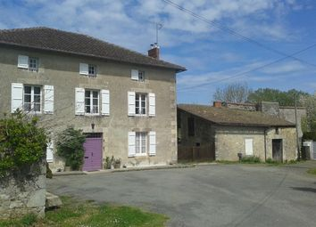 Thumbnail 6 bed farmhouse for sale in Chantrezac, Confolens, Charente, Poitou-Charentes, France