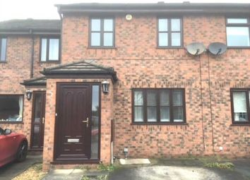 Thumbnail 2 bed town house for sale in 12 Hilltop Close, Ewloe, Deeside, Flintshire.