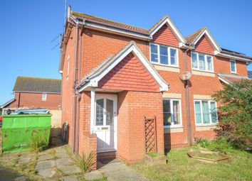 3 bed semi-detached house for sale in Bridge Meadow, Hemsby, Great Yarmouth NR29