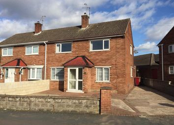 Thumbnail 3 bed semi-detached house for sale in Salmonby Road, Scunthorpe
