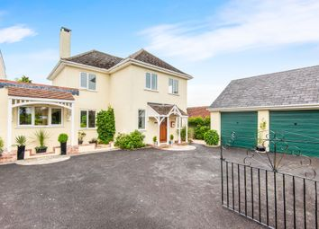 Thumbnail 4 bed detached house for sale in Beavor Lane, Axminster