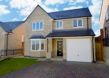 4 bed detached house for sale in The Larch, Tarry Fields Court, Crich, Derbyshire DE4