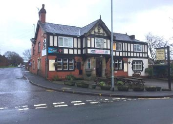 Thumbnail Pub/bar for sale in Oldham OL8, UK