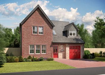 "Thumbnail 4 bed detached house for sale in ""Warwick"" at Crindledyke Estate, Kingstown, Carlisle"