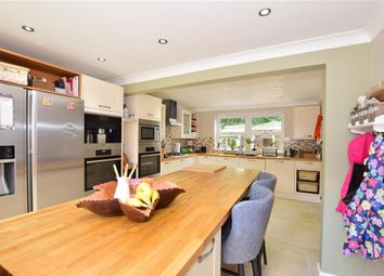 Anson Avenue, Kings Hill, West Malling, Kent ME19. 4 bed detached house