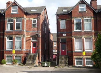 Thumbnail Studio to rent in Cardigan Road Flat 2, Leeds