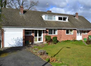 Thumbnail 2 bed semi-detached bungalow for sale in Monkswood Close, Newbury, Berkshire