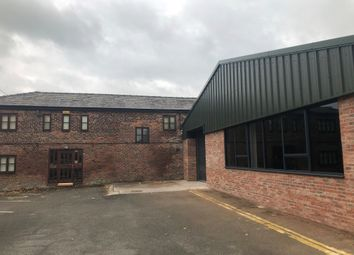 Thumbnail Office to let in Northwich Road, Northwich
