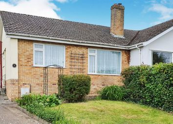 Thumbnail 3 bedroom semi-detached bungalow for sale in Holman Close, Glastonbury